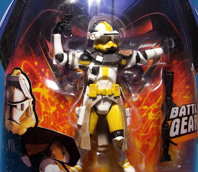 Commander Bly Variation (Yellow Shoulder Rings)