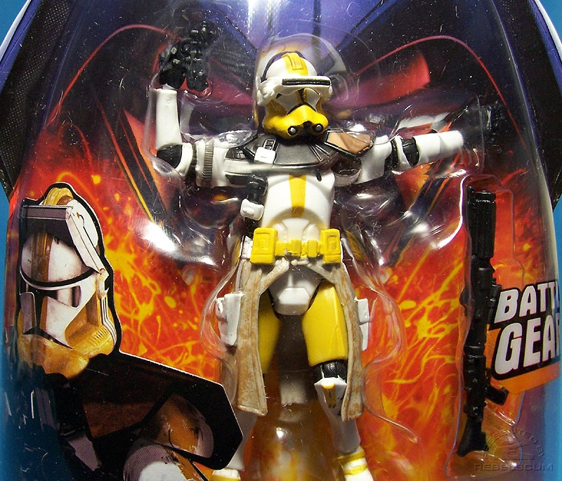 Commander Bly Variation (White Shoulder Rings)