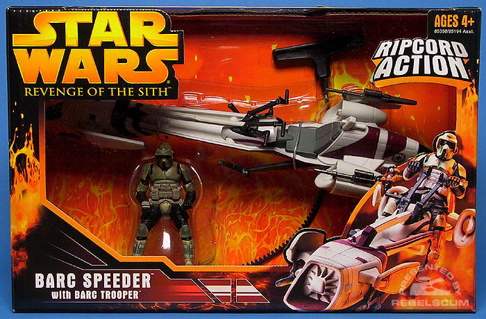 <i>Revenge of the Sith</i> BARC Speeder