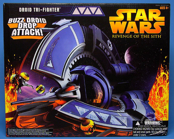 <i>Revenge of the Sith</i> Droid Tri-Fighter