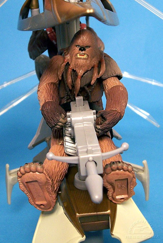 Wookiee Warrior not included