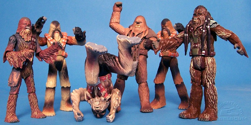 WOOKIEE DANCE PARTY!!!