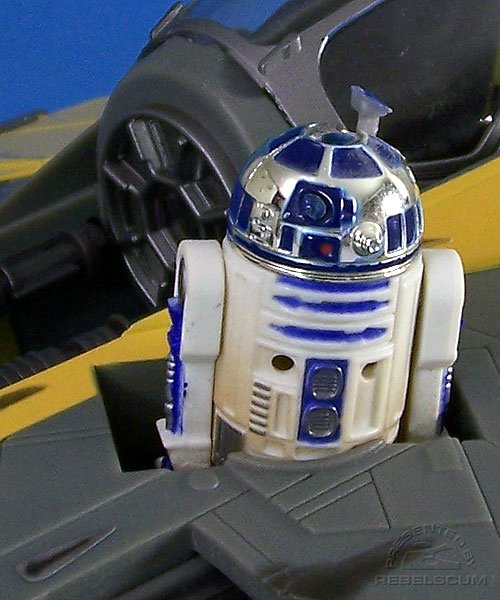 R2-D2 figure not included (shown for display only)