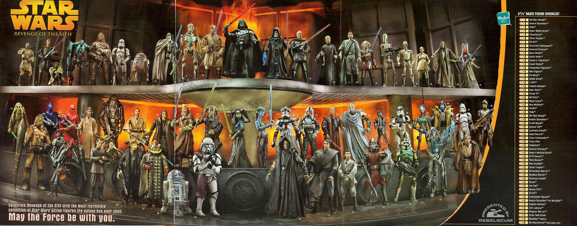 <i>Star Wars Insider</i> Poster/Checklist