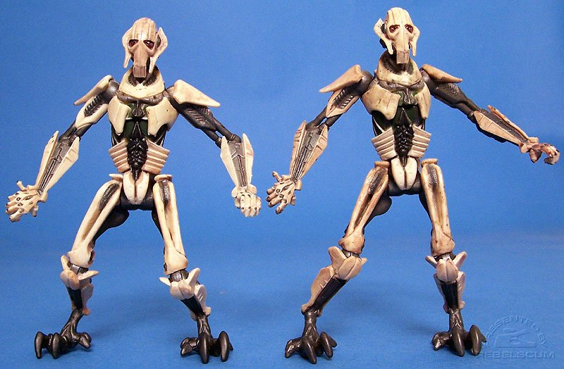 General Grievous (Sneak Preview) | General Grievous (Battle Pack)