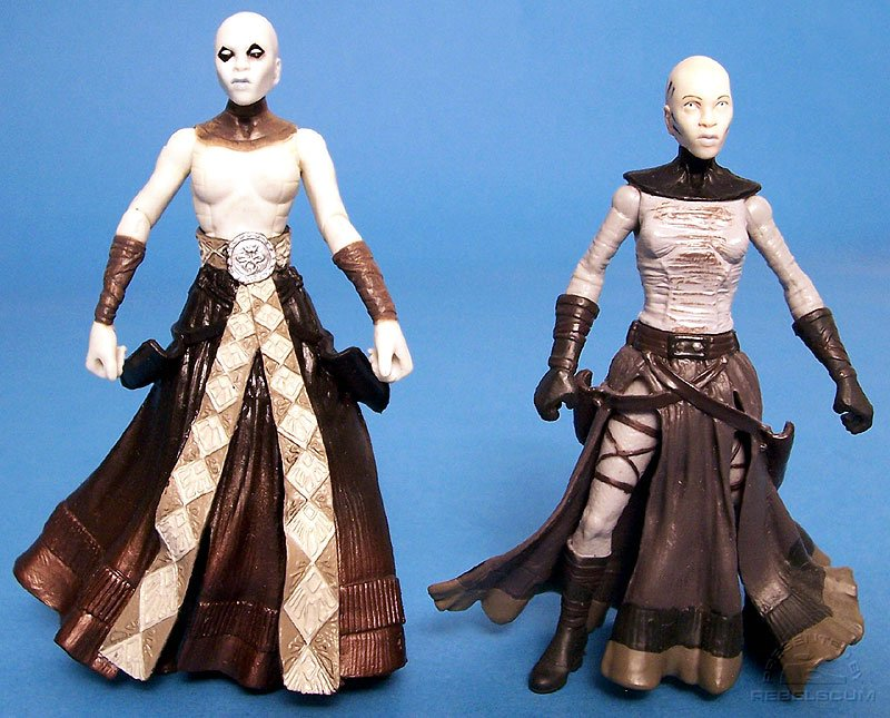 Asajj Ventress (Battle Pack) | Asajj Ventress (Clone Wars)