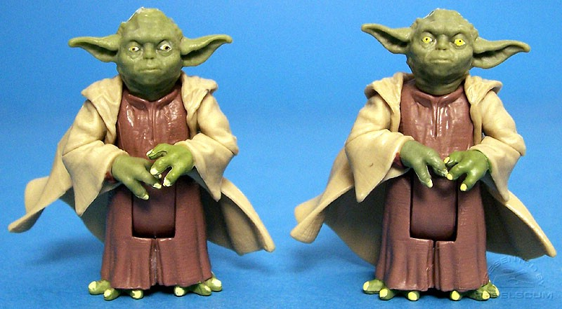 Yoda (Saga 03-15) | Yoda (Battle Pack)