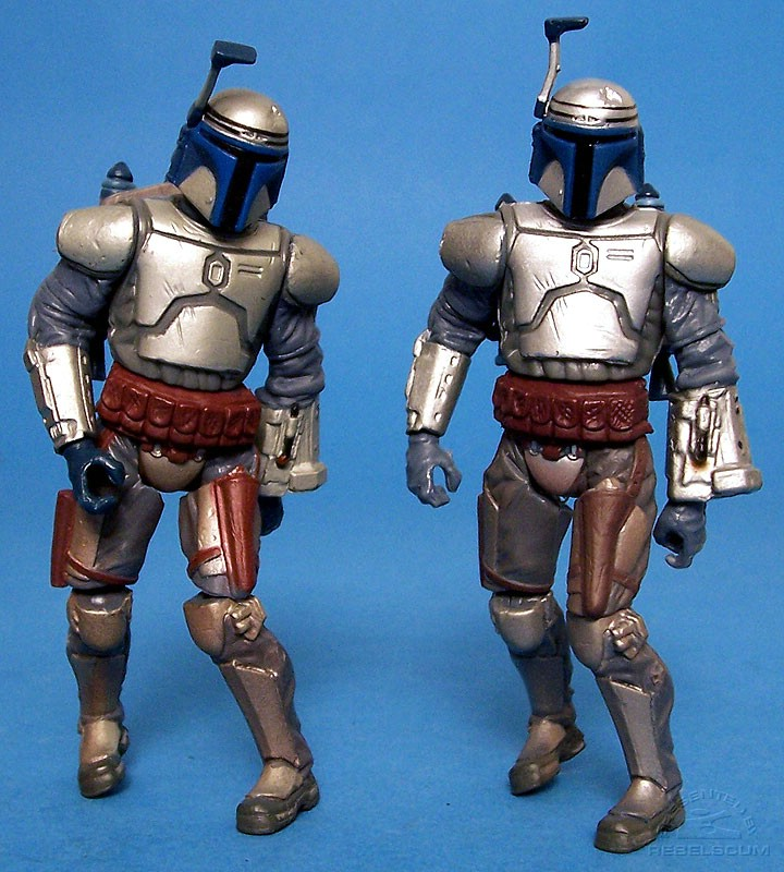 SAGA Jango Fett (Final Battle) | Jango Fett (Battle Pack)