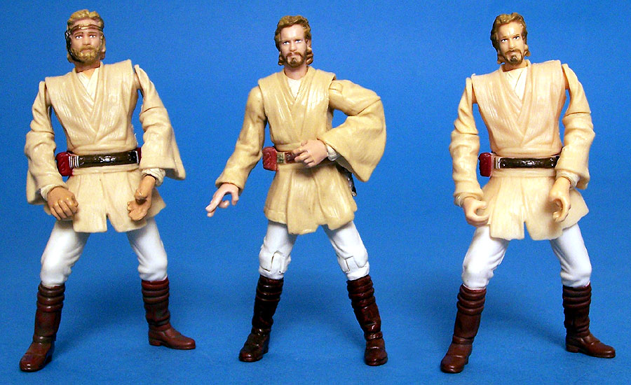 Obi-Wan (Jedi Starfighter Pilot) body | Obi-Wan (Outlander Nightclub Encounter) head = Obi-Wan (Battle Pack)