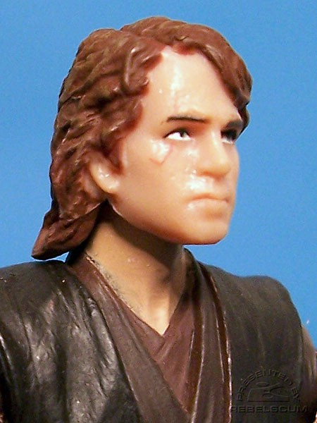 Scar-faced Anakin