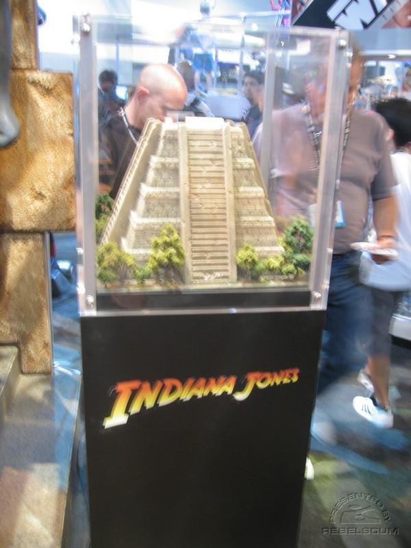Indiana Jones Sneak Peek
