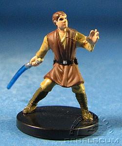 Star Wars Jedi Academy Miniature 24 Anakin Solo Rare Wargames & Role