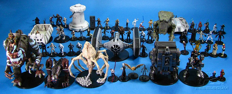 Wizards of the Coast's The Force Unleashed Expansion Set