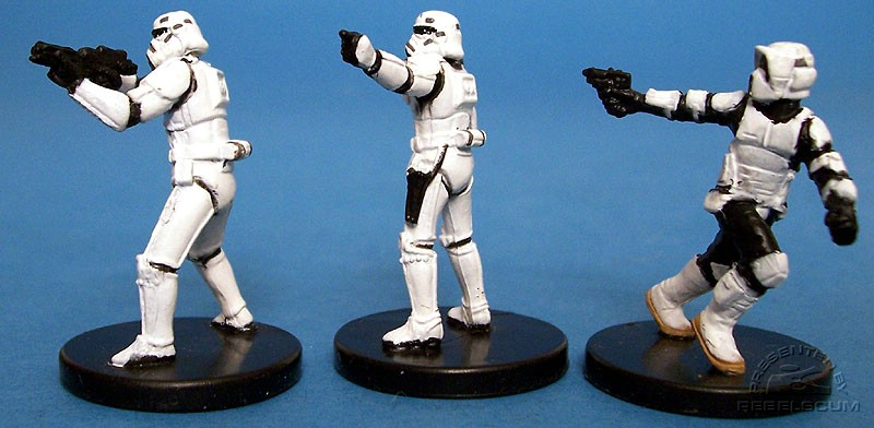 Stormtrooper | Stormtrooper Officer | Scout Trooper