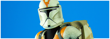 212th Battalion Clone Trooper Sixth Scale Figure from Sideshow Collectibles
