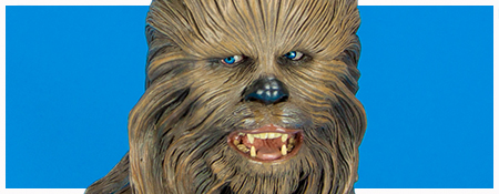 Chewbacca Premium Format Figure from Sideshow Collectibles