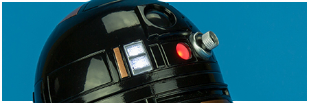 R2-Q5 Sixth Scale Figure from Sideshow Collectibles