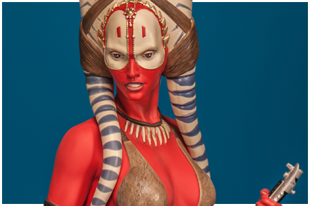 Shaak Ti Exclusive Edition Premium Format Figure from Sideshow Collectibles