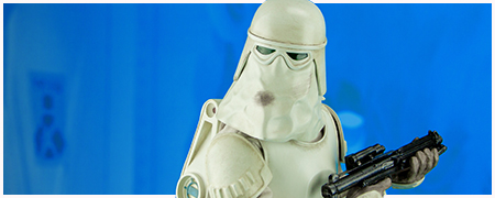Snowtrooper Premium Format Figure from Sideshow Collectibles