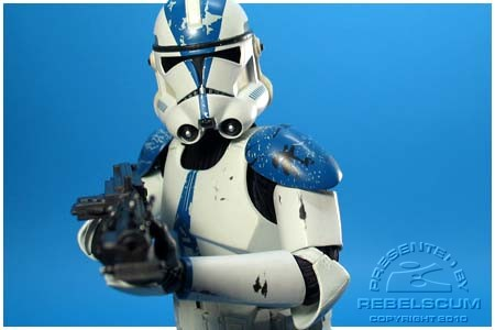 Rebelscum Com 6 Scale 501st Legion Clone Trooper From Sideshow Collectibles