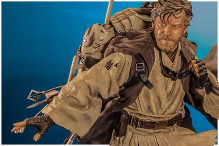 Ben Kenobi Mythos Statue from Sideshow Collectibles