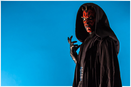 Darth Maul Legendary Scale Figure