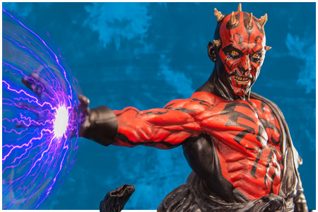 Darth Maul Mythos Statue from Sideshow Collectibles
