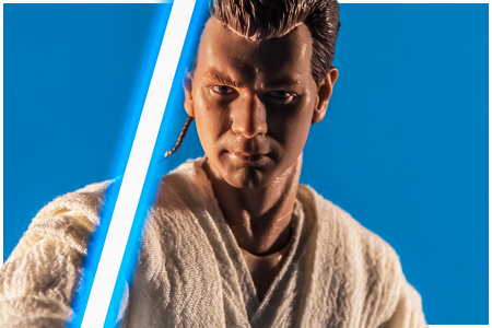 Padawan Obi-Wan Kenobi - Order Of The Jedi 1/6 Scale Figure