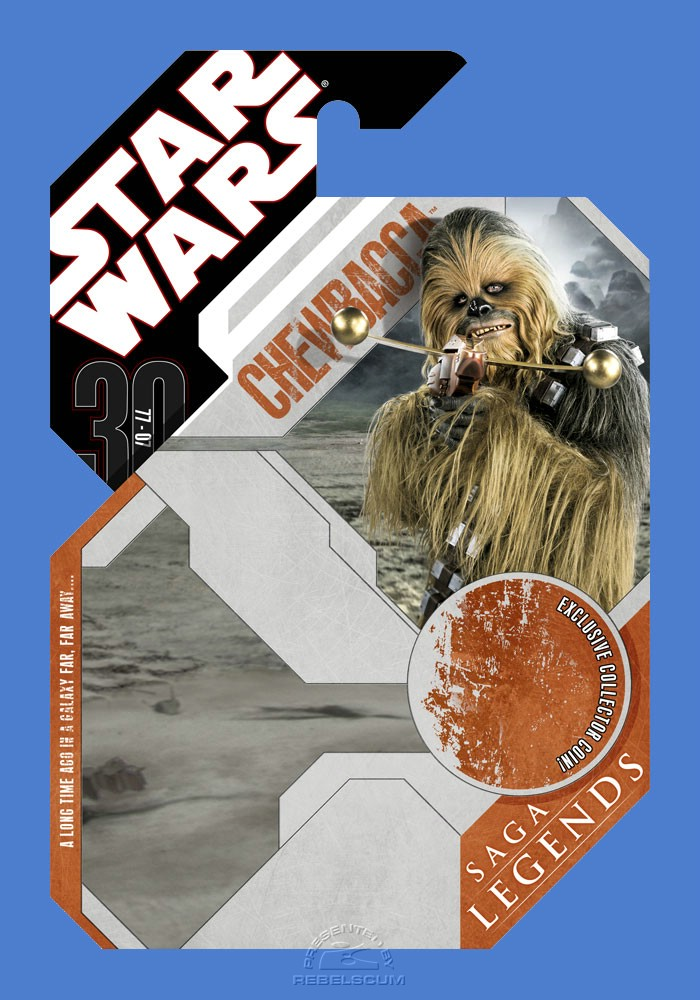 SAGA LEGENDS Chewbacca