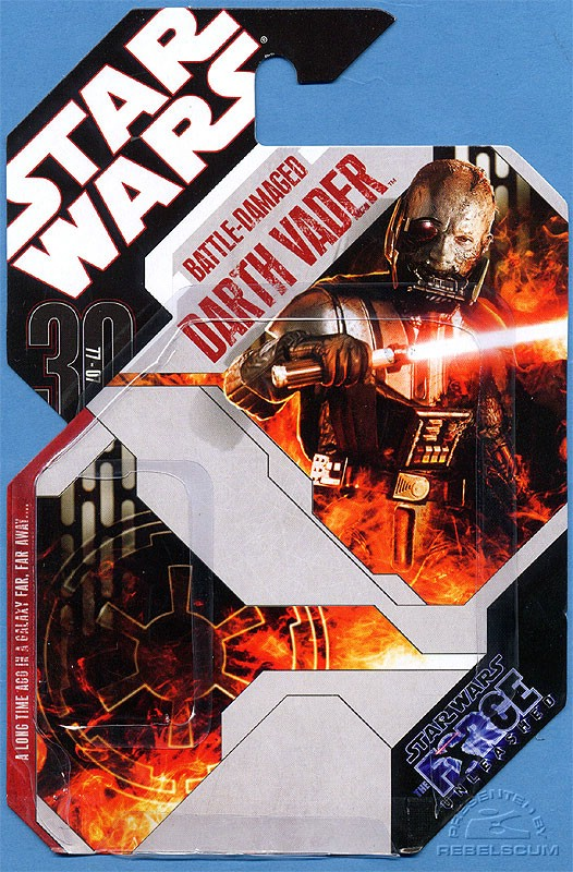 Darth Vader (Battle Damage) 08-12