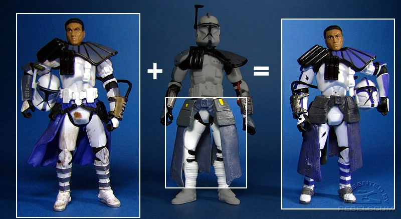 Recipe of the ARC Trooper