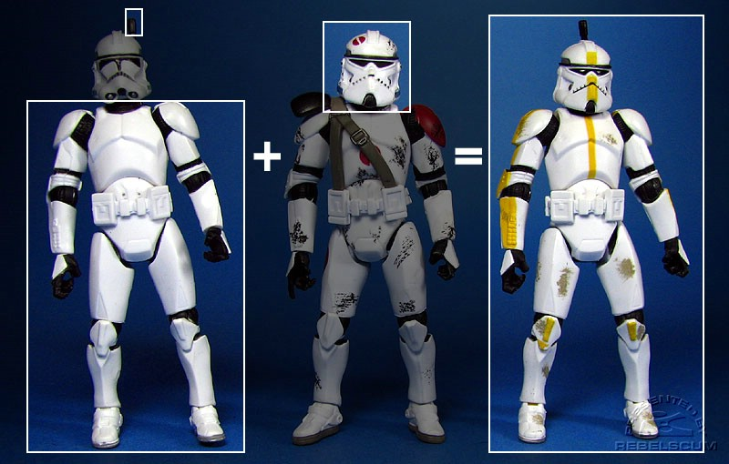 Recipe for the BARC Trooper