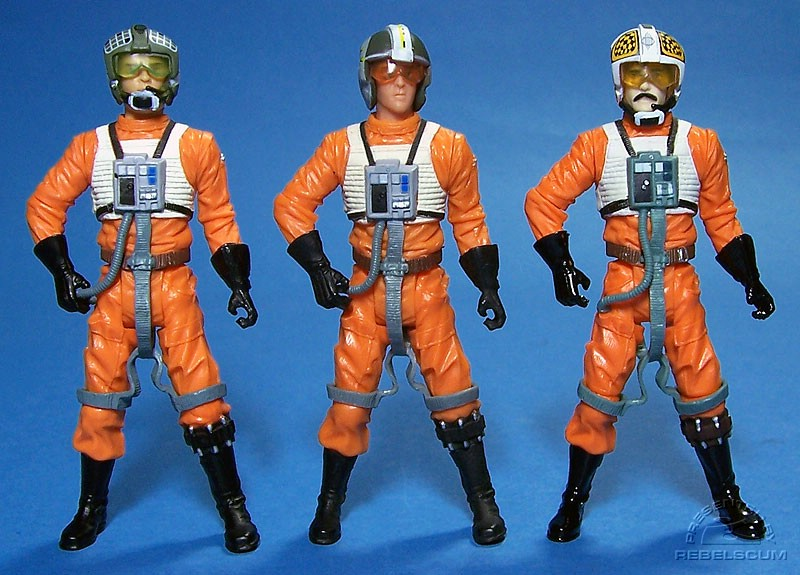 Dutch Vander | Wedge antilles | Biggs Darklighter
