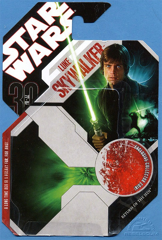 Luke Skywalker (Jedi Knight) 30-25