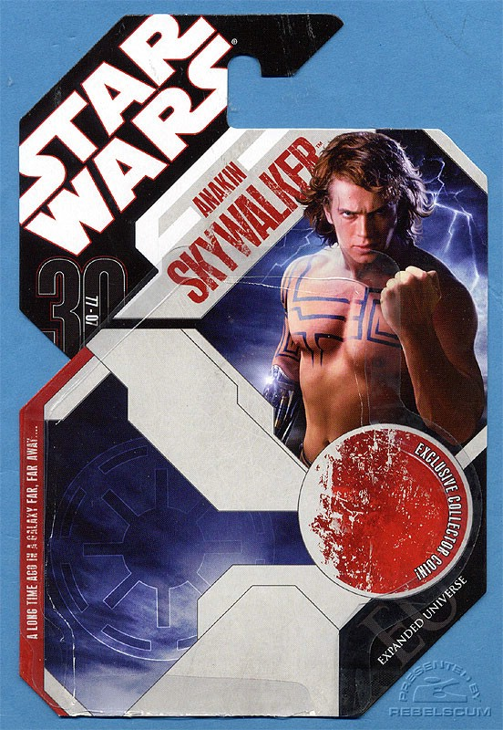 Anakin Skywalker (Jedi Knight) 30-33