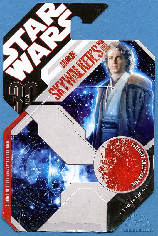 Anakin Skywalker (Jedi Spirit) 30-45