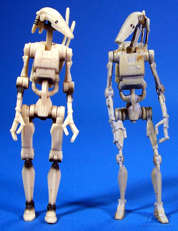EPISODE I Battle Droid | SAGA LEGENDS Battle Droid