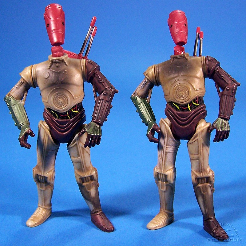 TSC C-3PO | SAGA LEGENDS C-3PO