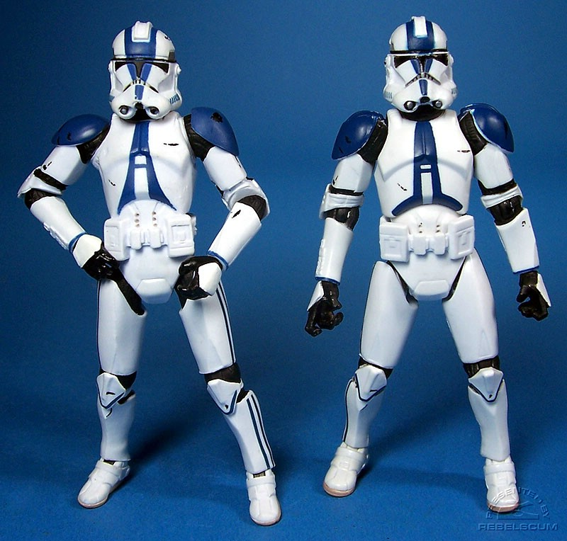 SAGA LEGENDS 501st Legion Trooper I | SAGA LEGENDS 501st Legion Trooper II