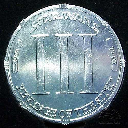 Episode I Coin
