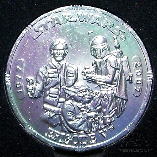 Episode IV Coin