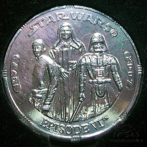 Episode VI Coin