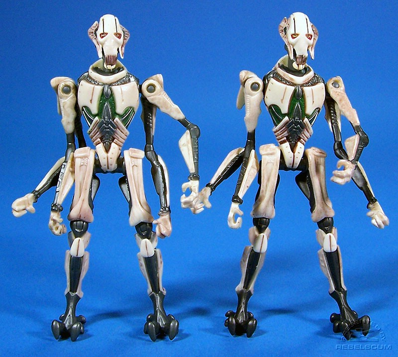 ROTS General Grievous III-09 | Saga Legends