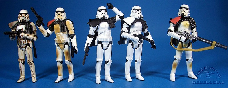 Saga Legends Sandtroopers!