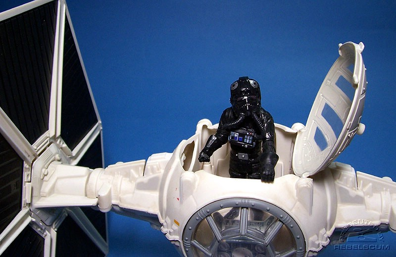 TIE Fighter Pilot not included