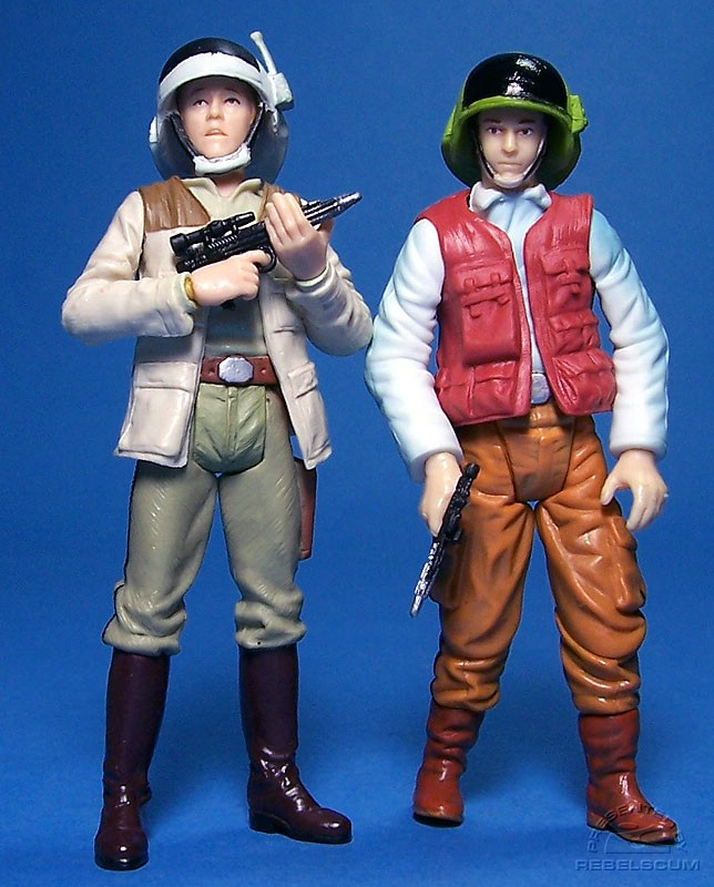 SAGA Captain Antilles | TAC Comic Pack Rebel Officer