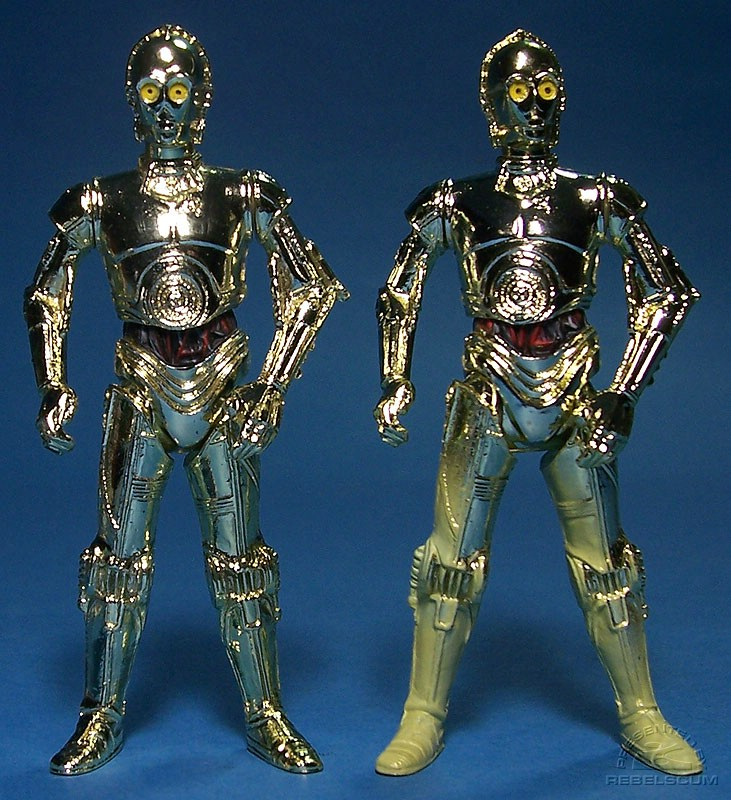 ROTS C-3PO III-18 | TAC C-3PO (Ambush on Ilum)