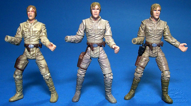 Luke Skywalker (Bespin Duel) | Luke Skywalker OTC-26 | Luke Skywalker (Jedi Training)
