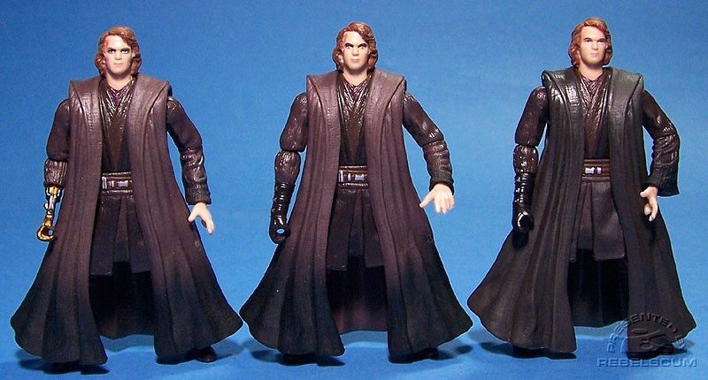 Anakin Skywalkers: III-27 Version 1 | III-27 Version 2 | Order 66