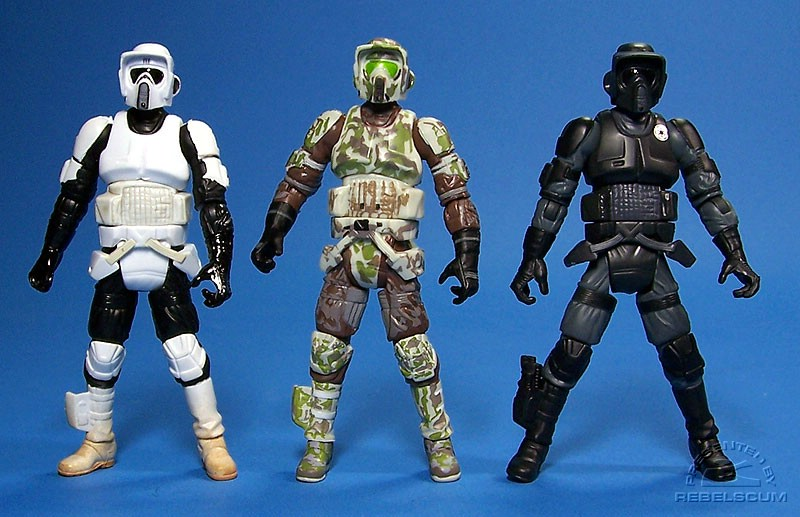 Biker Scout | Elite Corps Clone Trooper | Shadow Scout